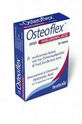HEALTH AID OSTEOFLEX HYALURONIC 30tabs