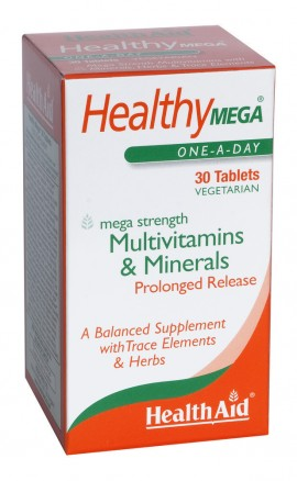 HEALTH AID HEALTHY MEGA MULTIV.&MINER.PR …