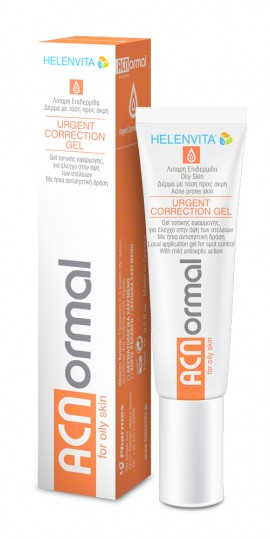 HELENVITA ACNORMAL URGENT CORECTION GEL …