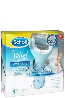 SCHOLL VELVET SMOOTH WET & DRY ΕΠΑΝΑΦΟΡΤ …