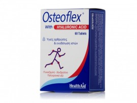 HEALTH AID OSTEOFLEX HYALURONIC 60tabs