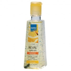 Intermed Reval Plus Hand Gel Lemon 100ml