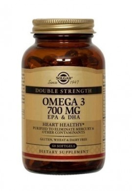 Solgar Double Strength Omega 3 60 μαλακέ …