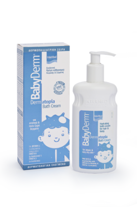 Intermed Babyderm Dermatopia Bath Cream …