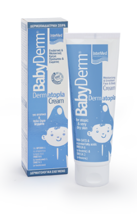 Intermed Babyderm Dermatopia Cream 125ml