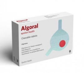 EPSILON HEALTH ALGORAL CHEWABLE 36tabs