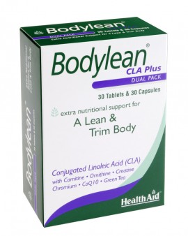 HEALTH AID BODYLEAN CLA PLUS 30caps+30ta …