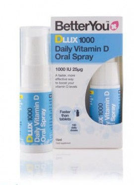 BETTERYOU DLUX 1000 SPRAY 15ml