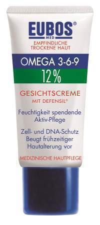 EUBOS OMEGA 3-6-9 FACE CREAM ΜΕ DEFENSIL …
