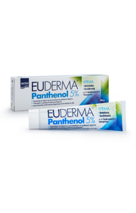 Intermed Euderma Panthenol 5% Cream 100g …