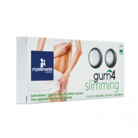 MY ELEMENTS GUM 4 SLIMMING 10τμχ