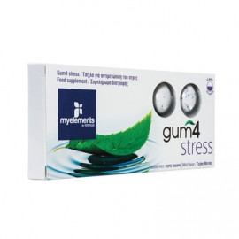 MY ELEMENTS GUM 4 STRESS 10τεμ.