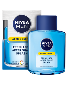 NIVEA MEN AFTER SHAVE LOTION ACTIVE ENER …