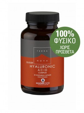 Terranova Hyaluronic Acid 50caps