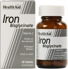 HEALTH AID IRON BISGLYCINATE ΒΡΑΔΕΙΑΣ ΑΠ …