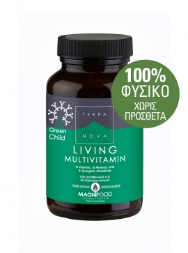Terranova Green Child Living Multivitami …