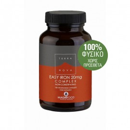 Terranova Easy Iron 20mg 100κάψουλες