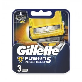 GILLETTE FUSION PROSHIELD ΑΝΤΑΛΛΑΚΤΙΚΑ 3 …