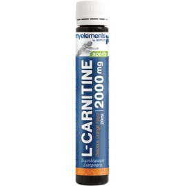 MY ELEMENTS L- CARNITINE 2000mg LIQUID O …