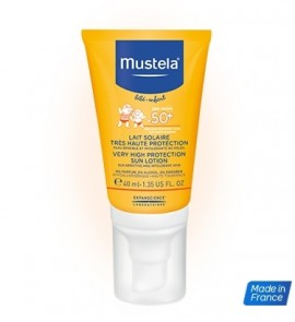 MUSTELA VERY HIGH PROTECT SUN LOTION FAC …