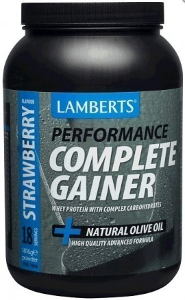 LAMBERTS COMPLETE GAINER STRAWBERRY 1816 …