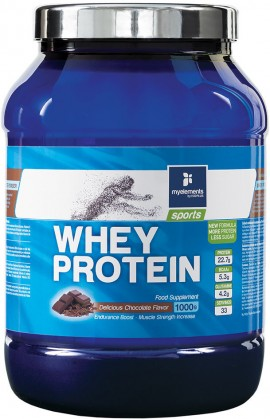 MY ELEMENTS SPORTS WHEY PROTEIN POWDER Γ …