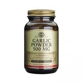 Solgar Garlic Powder 500mg 90vcaps