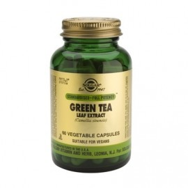 Solgar Green Tea Leaf Extract 60vcaps