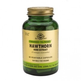 Solgar Hawthorn Herb Extract 60vcaps