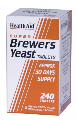 HEALTH AID SUPER BREW.YEAST 300mg 240tab …
