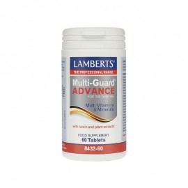 LAMBERTS MULTI GUARD ADVANCE 60tabs
