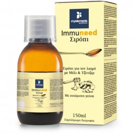MY ELEMENTS IMMUNEED SYRUP 150ml