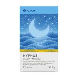 AGAN HYPNUS SLEEP FACTORS 20vcaps