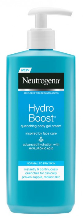 NEUTROGENA HYDRO BOOST BODY GEL 250ml