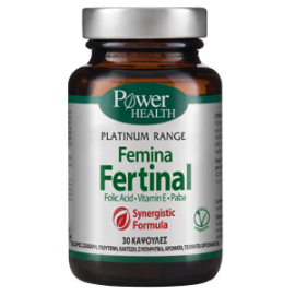 POWER HEALTH PLATINUM FEMINA FERTINAL 30 …