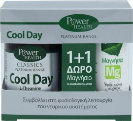 POWER HEALTH COOL DAY 30caps + MAGNESIUM …