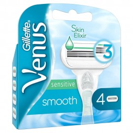 GILLETTE VENUS SMOOTH SENSITIVE ΑΝΤΑΛΛΑΚ …