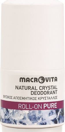 MACROVITA NATURAL CRYSTAL DEODORANT ROLL …