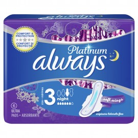 ALWAYS PLATINUM ULTRA NIGHT ΣΕΡΒΙΕΤΕΣ ΜΕ …