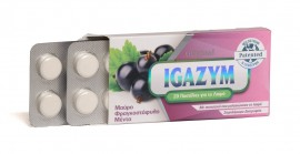 ILS IGAZYM BLACK CURRANT & MINT 20 παστί …
