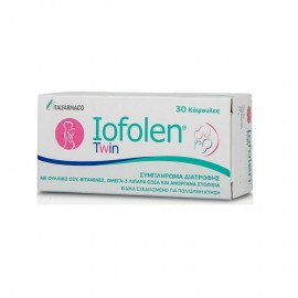ITALFARMACO IOFOLEN TWIN 30caps