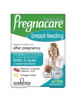 VITABIOTICS PREGNACARE BREASTFEEDING 56t …