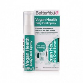 BETTERYOU VEGAN HEALTH DAILY ORAL SPRAY …