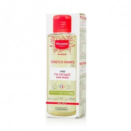 MUSTELA STRETCH MARKS PREVENTION OIL 105 …