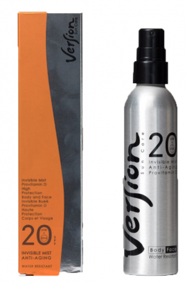 VERSION INVISIBLE MIST SPF20 200ml