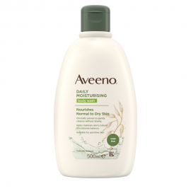 AVEENO DAILY MOISTURISING BODY WASH 500m …
