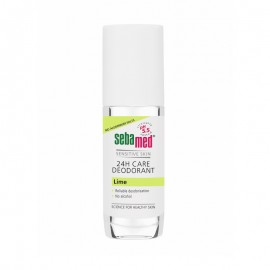 SEBAMED DEODORANT ROLL-ON LIME 50ml