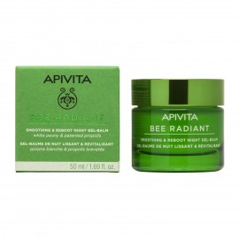 APIVITA BEE RADIANT GEL BALM ΝΥΧΤΑΣ 50ml