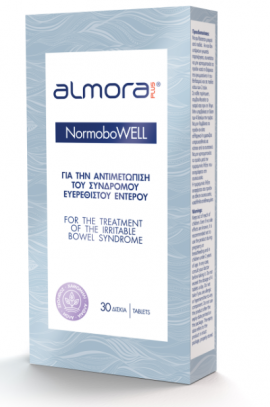 ELPEN ALMORA PLUS NORMOBOWELL 30tabs