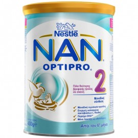 NESTLE NAN 2 OPTIPRO 400gr